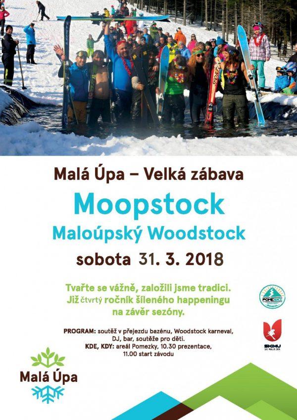 Moopstock - Maloúpský Woodstock