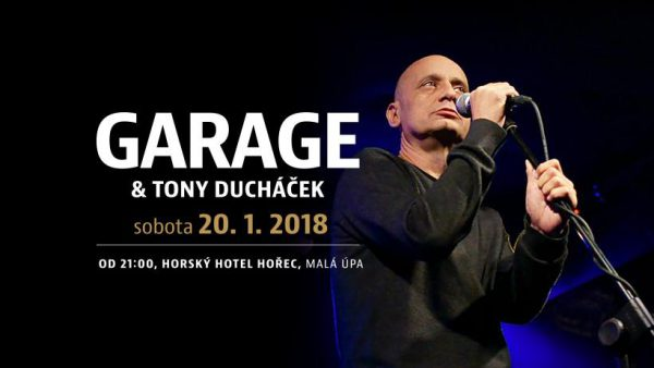 Garage a Tony Ducháček